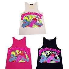 galaxxxy Cat Tank Top