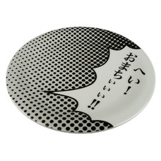 Comic Plate: Oyaji