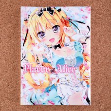 Flavor of Alice: Kamiya Maneki Artworks