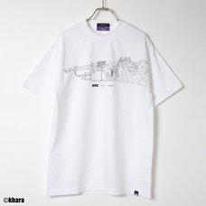 EVANGELION Skate T-shirt 1.0 (FTC ×intheyellow × RADIO EVA )