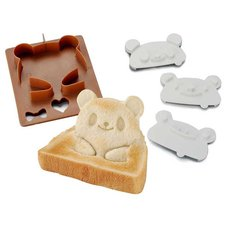 Popup Animal Bread Cutter