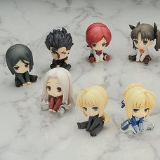 Petanko Mini! Trading Figures: Fate/Zero