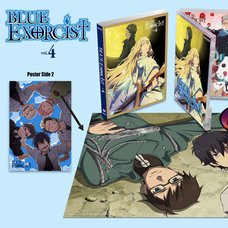 """Blue Exorcist"" DVD Vol. 4 + Extras"