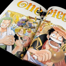 One Piece Color Walk Art Book, Volume 2