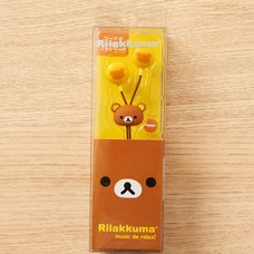 Rilakkuma In-Ear Headphones