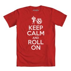 Katamari Keep Calm T-Shirt