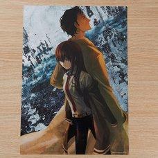 """Steins;Gate: Heijikyokusen no Epigraph"" Poster"