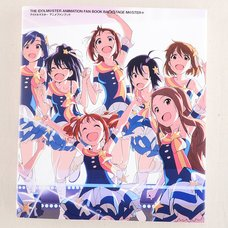The Idolmaster Animation Fan Book Backstage Master+
