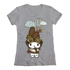 Steampunk Melody T-Shirt