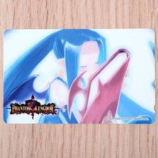 Makai Kingdom Trenia Telephone Card