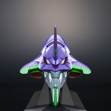 Head Collection - Evangelion Unit-01