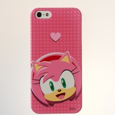 Amy Rose Heart iPhone Case