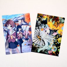 100 Painters Exhibition Clear File Folder Set