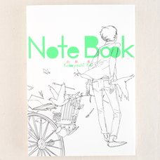 Kei Kobayashi Work Collection - notebook