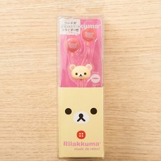 Korilakkuma In-Ear Headphones