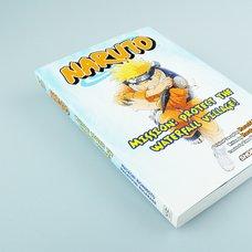 Naruto (Novel), Volume 2: Protect the Waterfall Village!