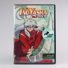 """InuYasha: The Final Act"" Video Set Vol. 1 (DVD)"