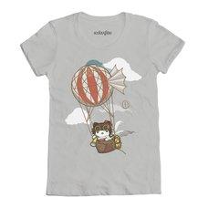 Hello Kitty Steampunk Kitty T-Shirt