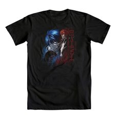 Death Note Blue and Red T-Shirt