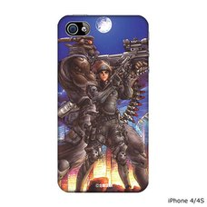 "Smartphone Case : ""Appleseed No. 2062"" by Masamune Shirow"