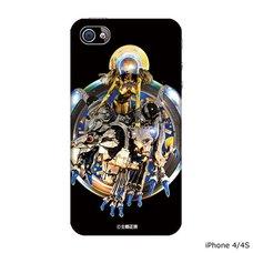 "Smartphone Case : ""Metallic Griffon"" by Masamune Shirow"