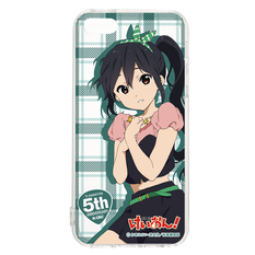 K-On! 5th Anniversary iPhone 5&5s Checker Pattern Cases/Azusa Nakano [Pre-order]