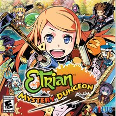 ETRIAN MYSTERY DUNGEON for 3DS [Pre-order]