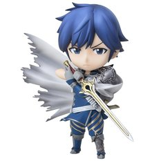 CharaForm 004: Chrom | Fire Emblem: Awakening