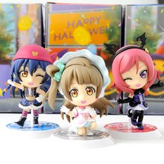 Chibi Kyun Chara Love Live! Dancing Stars on Me! Vol. 2
