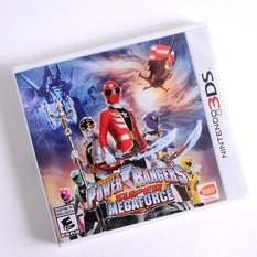 Power Rangers Super Megaforce (3DS)