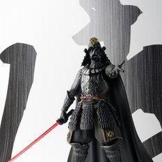 Movie Realization Samurai General Darth Vader | Star Wars