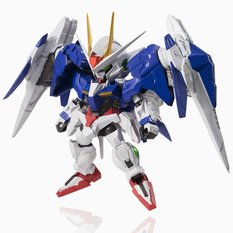 NXEdge Style 00 Gundam & Raiser Gundam Figure Set | Mobile Suit Gundam