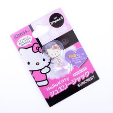Hello Kitty Jewelry Earphone Jack Accessory