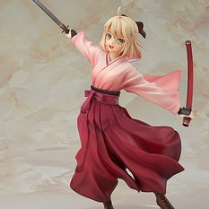 Sakura Saber 1/8th Scale Figure