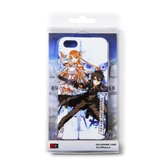 Sword Art Online Asuna & Kirito iPhone 5 Case
