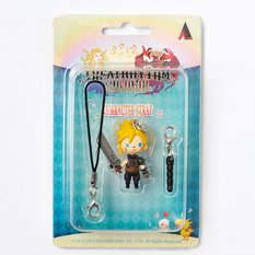 Theatrhythm Final Fantasy Mascot Straps Vol. 1