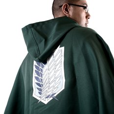 Scouting Legion Hooded Cloak | Attack on Titan