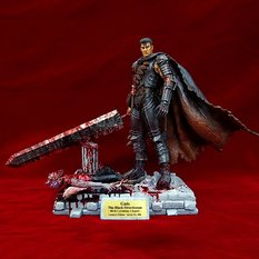 Guts the Black Swordsman - Birth Ceremony Chapter – 1/10 Scale *Limited Version 4 [Pre-order]
