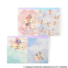 Shappo to Hoshikage no Spica Tape-Bound Notepads | Sentimental Circus