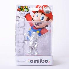 Mario - Silver Edition amiibo