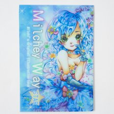 Milchey Way Star: Milchi's Original Illustration Book