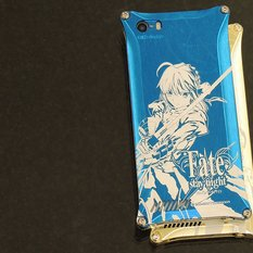 Fate/Stay Night x Gild Design iPhone 5/5s Smartphone Case - Saber [Pre-order]