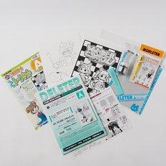 Deleter Manga Set Tone S