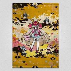 Sakura Incident 2,013 Tapestry