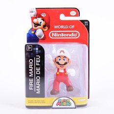 "World of Nintendo 2.5"" Limited Articulation Figures - Wave 1"
