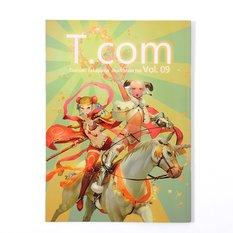 T.com Toshiaki Takayama Illustration File Vol. 09