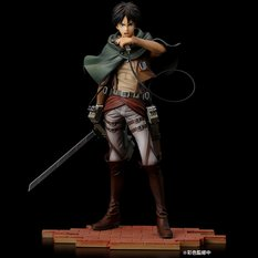 Brave-Act Attack on Titan 1/8th Scale Eren Yeager [Pre-order]