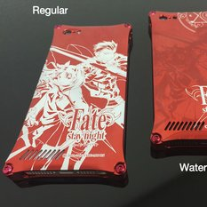 Fate/Stay Night × Gild Design iPhone 5/5s Case: Rin & Archer Model