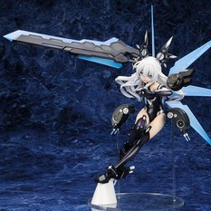Black Heart 1/7 Scale Figure | Hyperdimension Neptunia