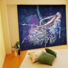 Tinkle Illustrated Curtains